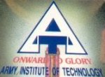 "AIT motto ""Onward to glory"""