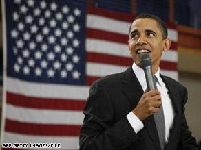 Barrack Obama charismatic