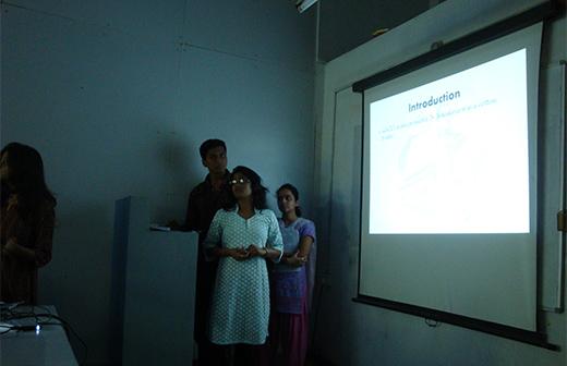TASMAC- MBA Strategy class -student  presentation