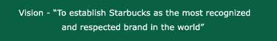Starbucks-vision