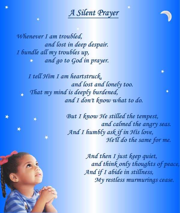 A Child U2019s Faith